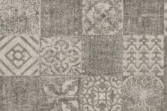 TP21294 cikkszámú tapéta.Konyha-fürdőszobai,különleges felületű,marokkói ,barna,bézs-drapp,szürke,gyengén mosható,vlies tapéta
