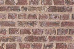 51151008 cikkszámú tapéta.Kőhatású-kőmintás,különleges felületű,bézs-drapp,narancs-terrakotta,piros-bordó,gyengén mosható,papír tapéta