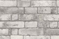51151309 cikkszámú tapéta.Kőhatású-kőmintás,különleges felületű,szürke,súrolható,vlies tapéta