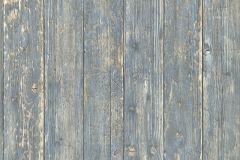 51182201 cikkszámú tapéta.Fa hatású-fa mintás,különleges felületű,kék,vajszín,súrolható,illesztés mentes,vlies tapéta