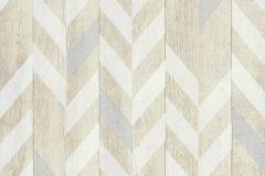 51184807 cikkszámú tapéta.Absztrakt,fa hatású-fa mintás,különleges felületű,bézs-drapp,szürke,súrolható,illesztés mentes,vlies tapéta