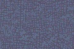 1763-08 cikkszámú tapéta.Absztrakt,különleges felületű,metál-fényes,kék,vlies tapéta