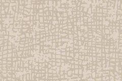 1763-14 cikkszámú tapéta.Absztrakt,különleges felületű,metál-fényes,bézs-drapp,vlies tapéta