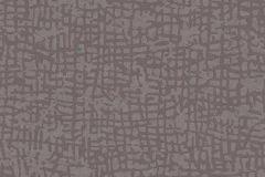 1763-37 cikkszámú tapéta.Absztrakt,különleges felületű,metál-fényes,barna,vlies tapéta