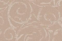 1772-11 cikkszámú tapéta.Csillámos,különleges motívumos,barna,bézs-drapp,gyengén mosható,vlies tapéta
