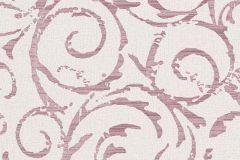 1772-16 cikkszámú tapéta.Absztrakt,csillámos,különleges motívumos,piros-bordó,vajszín,gyengén mosható,vlies tapéta