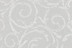 1772-31 cikkszámú tapéta.Absztrakt,csillámos,különleges motívumos,ezüst,szürke,gyengén mosható,vlies tapéta