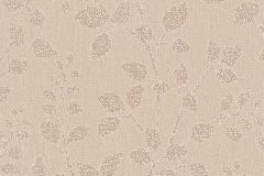 1774-02 cikkszámú tapéta.Csillámos,természeti mintás,barna,bézs-drapp,gyengén mosható,vlies tapéta