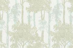 5965-07 cikkszámú tapéta.Fa hatású-fa mintás,különleges felületű,rajzolt,retro,tájkép,ezüst,fehér,kék,zöld,lemosható,vlies tapéta
