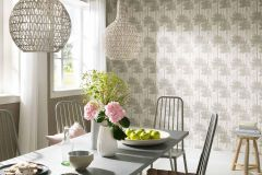 5965-11 cikkszámú tapéta.Fa hatású-fa mintás,különleges felületű,rajzolt,retro,tájkép,barna,bézs-drapp,ezüst,fehér,lemosható,vlies tapéta