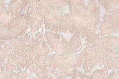5966-13 cikkszámú tapéta.Különleges felületű,rajzolt,retro,természeti mintás,virágmintás,pink-rózsaszín,vajszínű,lemosható,vlies tapéta