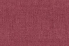 5975-06 cikkszámú tapéta.Egyszínű,textil hatású,piros-bordó,lemosható,illesztés mentes,vlies tapéta