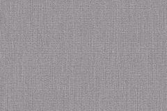 5975-10 cikkszámú tapéta.Egyszínű,textil hatású,szürke,lemosható,illesztés mentes,vlies tapéta