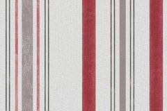6430-06 cikkszámú tapéta.Csíkos,különleges felületű,rajzolt,retro,barna,piros-bordó,szürke,lemosható,illesztés mentes,vlies tapéta