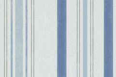 6430-08 cikkszámú tapéta.Csíkos,különleges felületű,rajzolt,retro,kék,szürke,zöld,lemosható,illesztés mentes,vlies tapéta