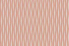 6994-04 cikkszámú tapéta.Absztrakt,csíkos,különleges felületű,retro,fehér,narancs-terrakotta,lemosható,illesztés mentes,vlies tapéta
