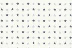 5408-10 cikkszámú tapéta.Geometriai mintás,gyerek,különleges felületű,fehér,fekete,szürke,lemosható,illesztés mentes,vlies tapéta
