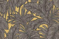5410-03 cikkszámú tapéta.Csillámos,természeti mintás,barna,narancs-terrakotta,lemosható,vlies tapéta