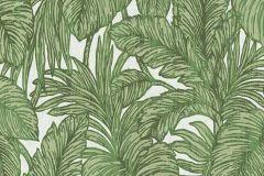 5410-07 cikkszámú tapéta.Csillámos,természeti mintás,fehér,zöld,lemosható,vlies tapéta