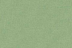 5414-07 cikkszámú tapéta.Egyszínű,különleges felületű,textilmintás,zöld,lemosható,illesztés mentes,vlies tapéta