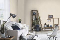 5414-14 cikkszámú tapéta.Egyszínű,különleges felületű,textilmintás,bézs-drapp,lemosható,illesztés mentes,vlies tapéta