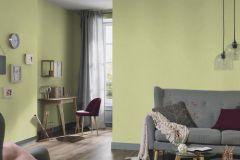 5414-35 cikkszámú tapéta.Egyszínű,különleges felületű,textilmintás,zöld,lemosható,illesztés mentes,vlies tapéta