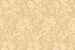 6379-27 cikkszámú tapéta.Barokk-klasszikus,különleges felületű,virágmintás,arany,lemosható,vlies tapéta