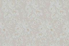 6379-31 cikkszámú tapéta.Barokk-klasszikus,különleges felületű,virágmintás,bézs-drapp,kék,lemosható,vlies tapéta