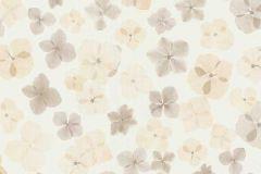 6339-02 cikkszámú tapéta.Csillámos,különleges felületű,különleges motívumos,rajzolt,természeti mintás,virágmintás,barna,bézs-drapp,szürke,vajszínű,lemosható,vlies tapéta