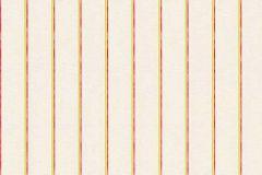 5822-06 cikkszámú tapéta.Csíkos,piros-bordó,sárga,zöld,lemosható,illesztés mentes,vlies tapéta