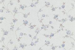 5824-08 cikkszámú tapéta.Különleges felületű,virágmintás,kék,lila,zöld,lemosható,vlies tapéta