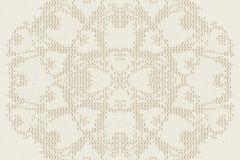 BT2007 cikkszámú tapéta.Absztrakt,geometriai mintás,barna,bézs-drapp,súrolható,vlies tapéta
