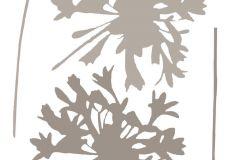 19006 cikkszámú tapéta.Természeti mintás,szürke,anyagában öntapadós falmatrica
