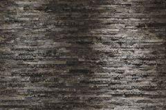 8-700 cikkszámú tapéta.3d hatású,kőhatású-kőmintás,fekete,szürke,papír poszter, fotótapéta
