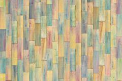 XXL4-028 cikkszámú tapéta.Fa hatású-fa mintás,barna,kék,narancs-terrakotta,piros-bordó,sárga,zöld,vlies poszter, fotótapéta