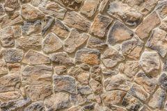 XXL2-056 cikkszámú tapéta.Foszforeszkáló,kőhatású-kőmintás,barna,bézs-drapp,fehér,szürke,gyengén mosható,vlies poszter, fotótapéta