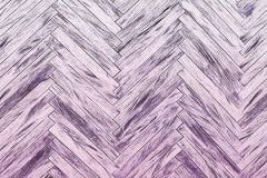 6000A-VD1 cikkszámú tapéta.Fa hatású-fa mintás,különleges felületű,különleges motívumos,lila,pink-rózsaszín,szürke,vlies poszter, fotótapéta