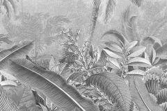 P013-VD1 cikkszámú tapéta.Természeti mintás,fehér,fekete,szürke,vlies poszter, fotótapéta