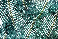 P025-VD2 cikkszámú tapéta.Természeti mintás,sárga,zöld,vlies poszter, fotótapéta