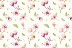 P042-VD1 cikkszámú tapéta.Bézs-drapp,pink-rózsaszín,zöld,vlies poszter, fotótapéta