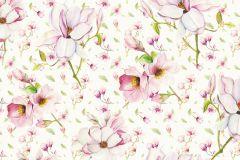 P043-VD2 cikkszámú tapéta.Bézs-drapp,pink-rózsaszín,zöld,vlies poszter, fotótapéta