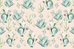 P045A-VD4 cikkszámú tapéta.Bézs-drapp,pink-rózsaszín,szürke,zöld,vlies poszter, fotótapéta