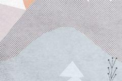 P105-VD1 cikkszámú tapéta.Bézs-drapp,narancs-terrakotta,szürke,vlies poszter, fotótapéta