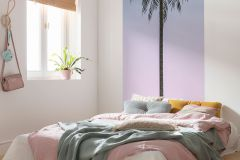 P124-VD1 cikkszámú tapéta.Fotórealisztikus,fekete,lila,pink-rózsaszín,vlies poszter, fotótapéta