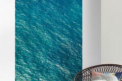 PSH096-VD1 cikkszámú tapéta.Fotórealisztikus,természeti mintás,kék,vlies poszter, fotótapéta