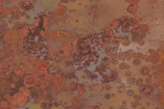 V4-746 cikkszámú tapéta.Absztrakt,barna,narancs-terrakotta,vlies poszter, fotótapéta
