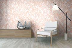 57301 cikkszámú tapéta.Konyha-fürdőszobai,kőhatású-kőmintás,különleges felületű,bézs-drapp,pink-rózsaszín,súrolható,vlies tapéta