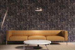 57308 cikkszámú tapéta.Konyha-fürdőszobai,kőhatású-kőmintás,különleges felületű,bronz,fekete,súrolható,vlies tapéta