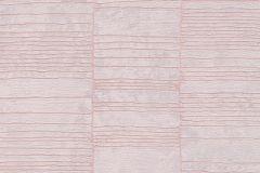 57401 cikkszámú tapéta.Absztrakt,különleges felületű,metál-fényes,bézs-drapp,pink-rózsaszín,súrolható,vlies tapéta