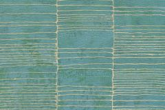 57403 cikkszámú tapéta.Absztrakt,különleges felületű,metál-fényes,arany,kék,türkiz,zöld,súrolható,vlies tapéta